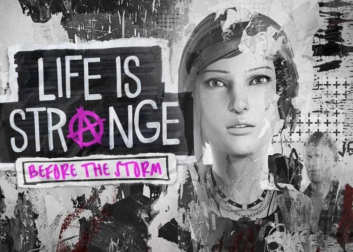 Life Is Strange: Before The Storm (Playstation)  Complete Farewell