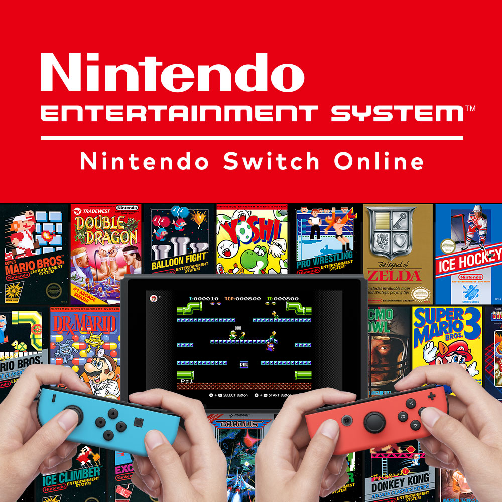Nintendo Entertainment System - Nintendo Switch Online (Switch)