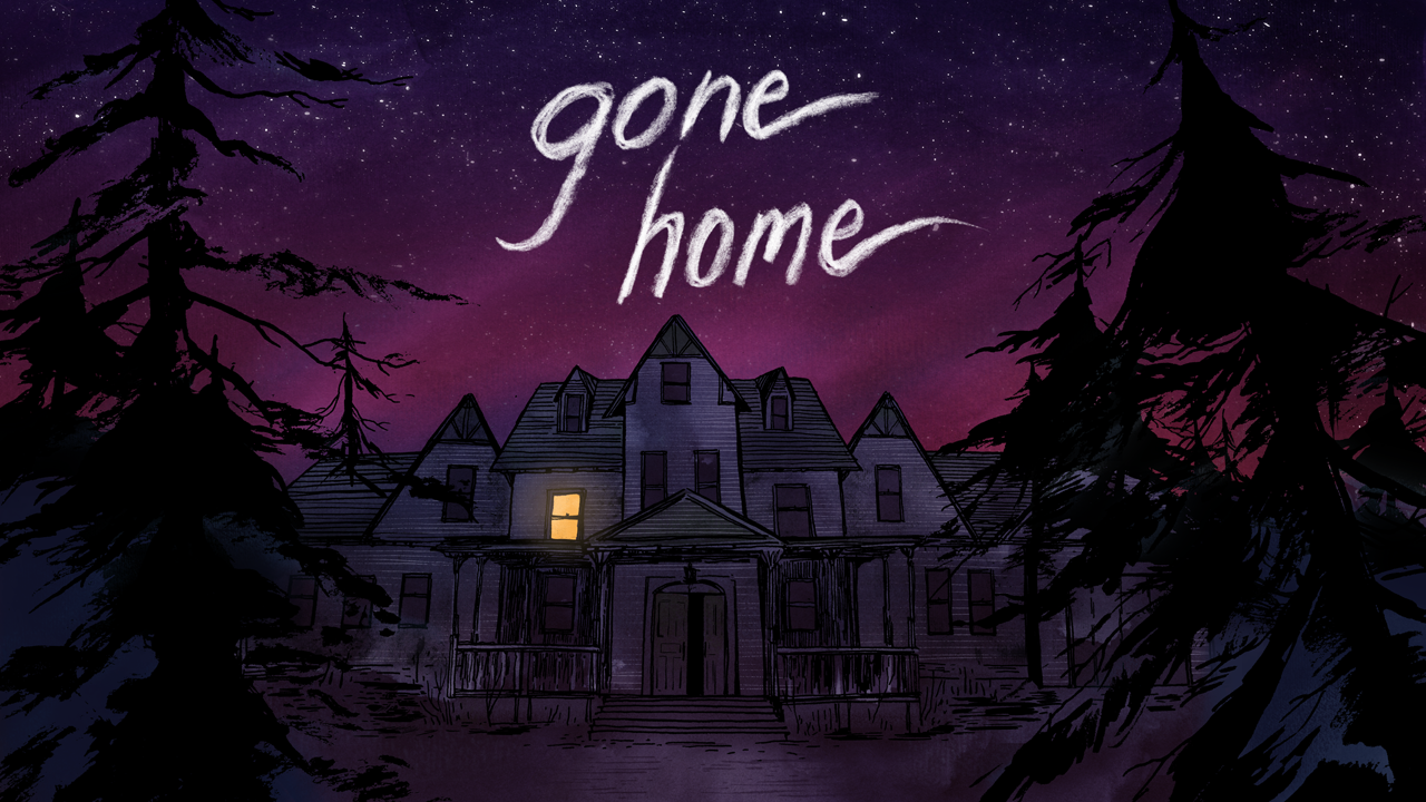 Gone Home (PS4)