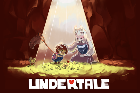 Undertale (Playstation)  Good Luck