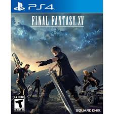 Final Fantasy XV (Playstation)  Another Path